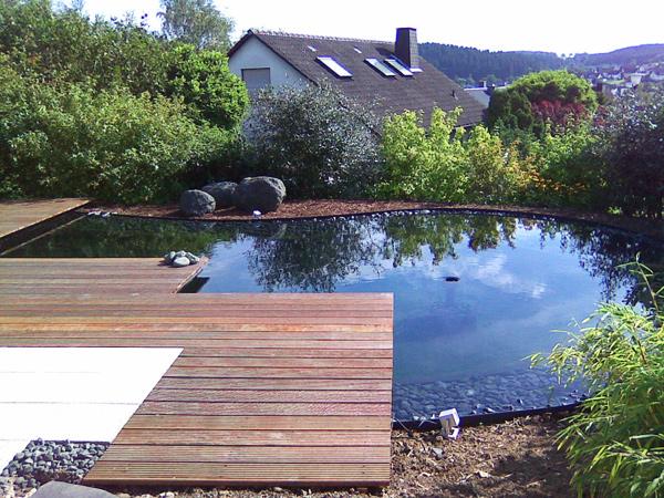 Wasser im Garten Julian Hesse Gartenbau