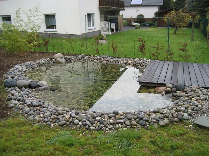 Wunderbar Wasser Im Garten