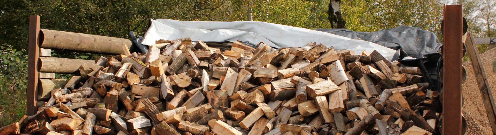Brennholzverkauf Hesse Gartenbau